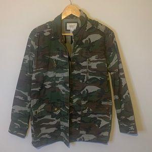 Forever21 small camo jacket tender lovin'